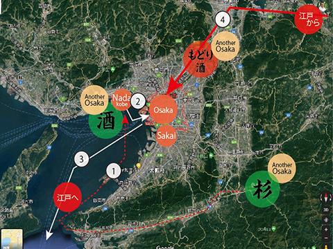わかりやすい「くだらない」は上方と東京江戸の位置づけによる