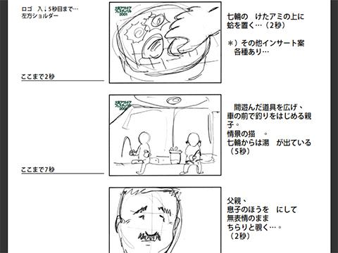 動画制作,ソフト,企画,ロケ,コンテ