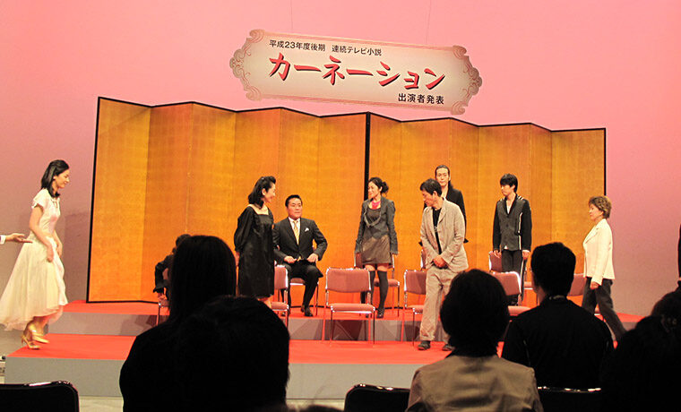 岸和田ロケ,京都東映太秦映画村,だんじり,カーネーション