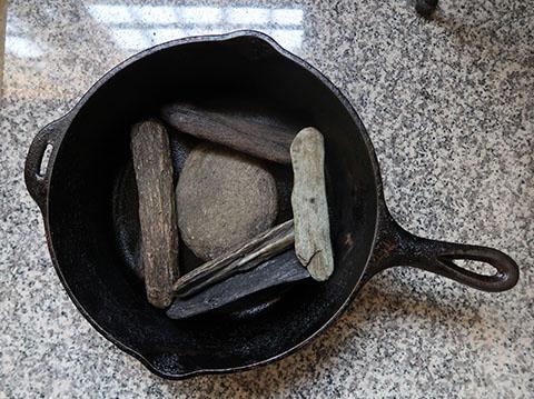 料理石,ダッジオーブン,中華鍋,清蒸,チンジョン