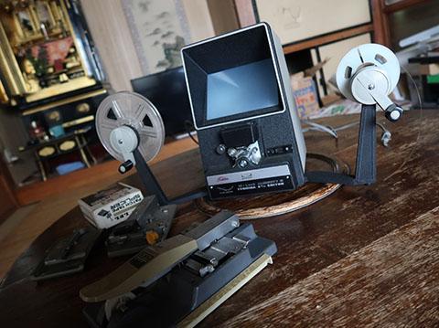 おうち時間,昭和家電,ノイズ,映写機,プレイヤー,プレゼント