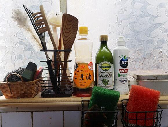 食器洗い洗剤,使わない,時短,河川汚染,マダムゴールド